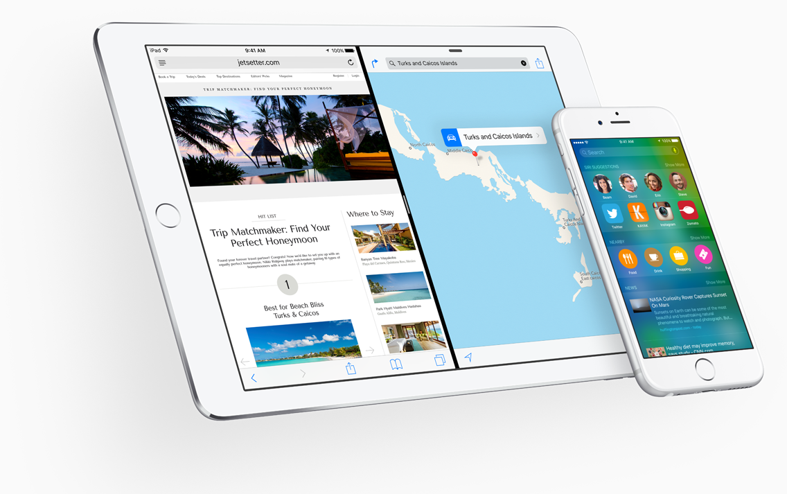 Apple iOS 9 coming September 2015
