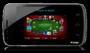 Mobile Gaming Apps - Zynga Poker