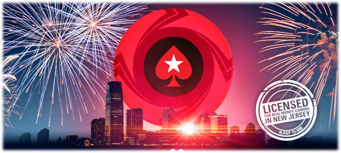 PokerStars New Jersey Soft Launch