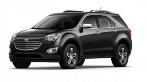 2016 Chevy Equinox awarded in slots promotion