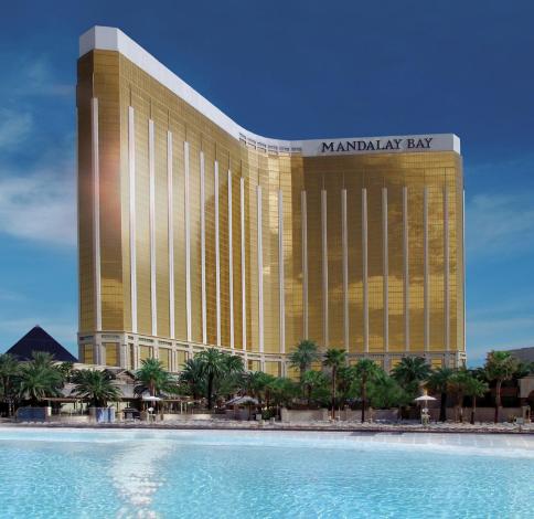 Las Vegas Strip Hotel Casino, Mandalay Bay