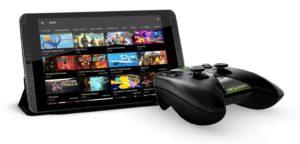 Nvidia Shield K1 Gaming Tablets
