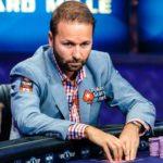 Canada Poker Pro Daniel Negreanu at 2016 WPT