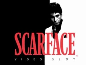 Scarface Movie Themed Slots