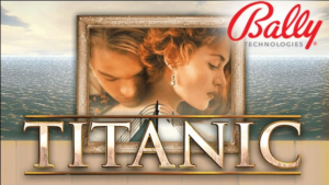 Titanic Movie Themed Slots