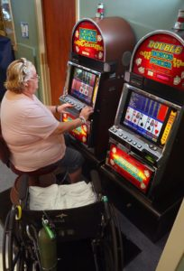 HealthSouth Rehab Video Poker Games
