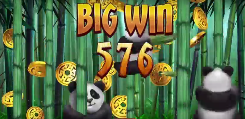 Panda Panda Slot - Big Bamboo Win