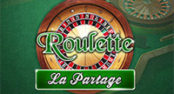 Live French Roulette with La Partage Rule