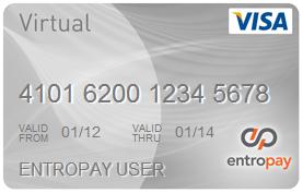 Entropay Virtual Visa