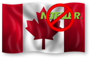 No More Neteller Casinos Canada