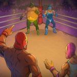 Lucha Maniacs Wrestlers