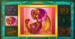 Amazing Aztecs Online Slot Giant Re-Spin