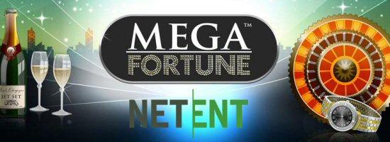 LeoVegas Casino Jackpot Winner on Mega Fortune Slot