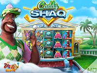 Caddy SHAQ and other Shaquille O'Neal Branded Games on MyVEGAS