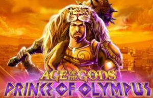 Best 3D slots Age of the Gods Prince of Olympus Playtech