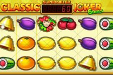 New 6 Reel Slots Game delivers a Classic Fruit Machine with Jokers Wild