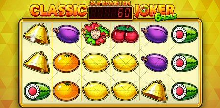 Super Meter Mode Classic Joker 6 Reels