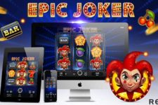 Peek Under the Hat of New Epic Joker Slot Machine from Relax Gaming