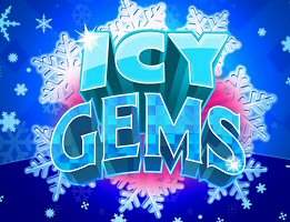 Winter Weather brings Icy Gems Online Slot to Microgaming Casinos