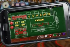 Playing Craps Online with a Mobile Device