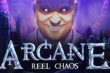 NetEnt's Digital Alchemists Concoct the New Arcane Reel Chaos Slot