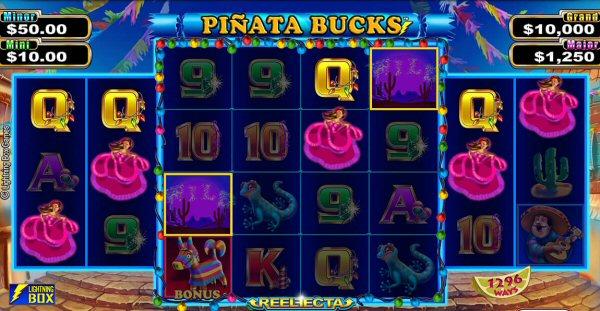 Pinata Bucks Mobile Slot
