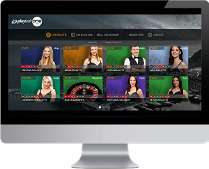 Playtech Updates Portfolio of Live Stream Casino Games with 3 New Titles