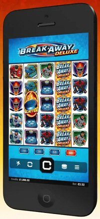 Break Away Deluxe Perfect for Hockey-Loving Canadian Mobile Slots Players