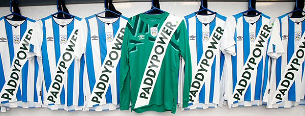 Paddy Power Save Our Shirt Campaign