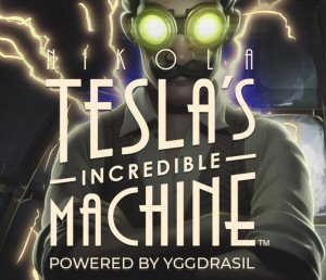 Yggdrasil honors World's Greatest Inventor Nikola Tesla in New Mobile Slots Game