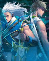 Warriors from the New Chinese Mobile Slots Theme Storm Lords