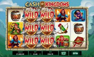 iGaming Guide: Cash of Kingdoms Online Slot