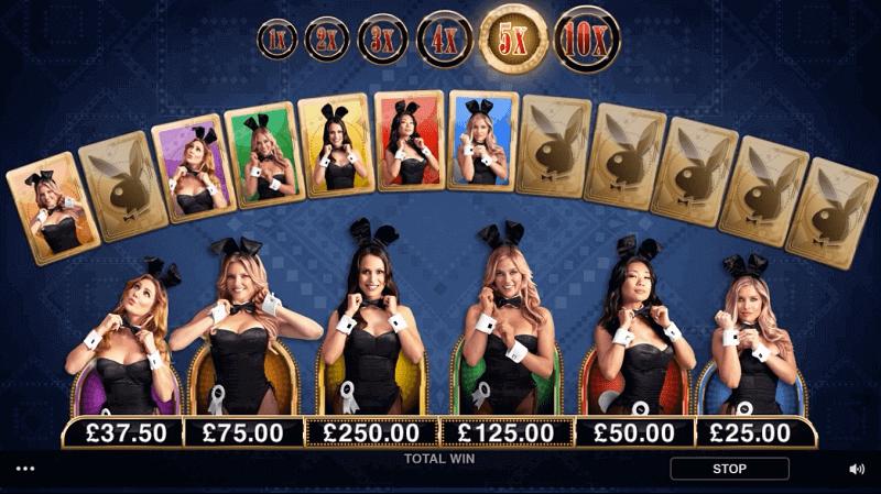 Playboy Gold Slot by Triple Edge