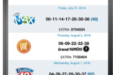 Quebec Retail Lottery Closed, Buy Lottery Tickets Online via Espacejeux