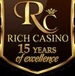 Rich Casino promotes Daily Deposit Bonuses and Cashback