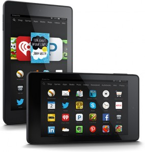 Kindle Fire HD 7 Tablet