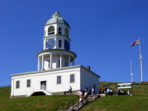 Fort George on Citadel Hill in Halifax