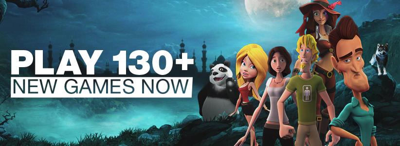Bovada Casino integrates 130 New Games form Rival