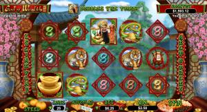God of Wealth Slot by RTG