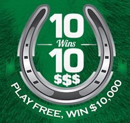 10wins10 Free Bet