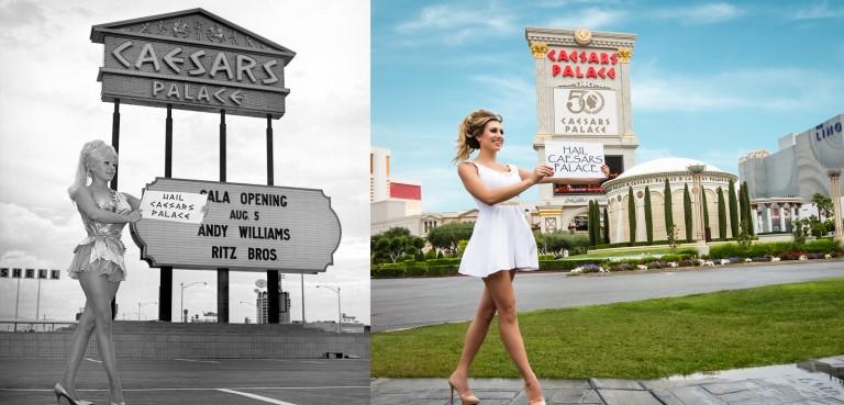 Caesars Palace 1996 - 2016, photos Erik Kabik; Las Vegas News Bureau