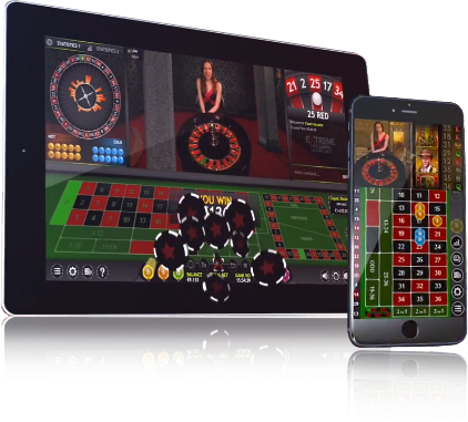 Mobile Live Dealer Casino Games from Extreme Live Gaming