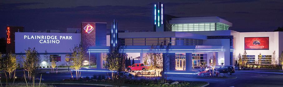 Real Money Slots at Plainridge Park Casino
