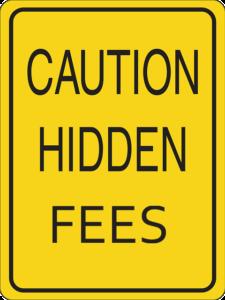 Hidden Fees in Las Vegas