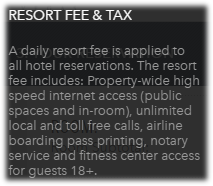 Resort Fee