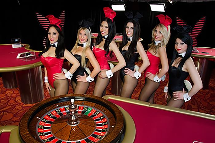 Playboy Live Dealer Casinos