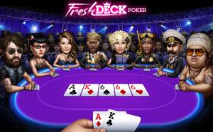 Fresh Deck Poker App