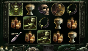 Voodoo Magic Slots for Mobile and Tablet Casinos