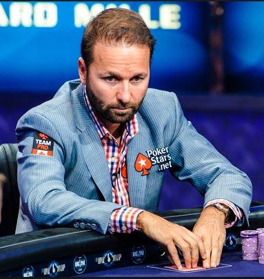 Canada Poker Pro Daniel Negreanu 2016 WPT