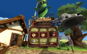 Jack's VR World Slot by NetEnt